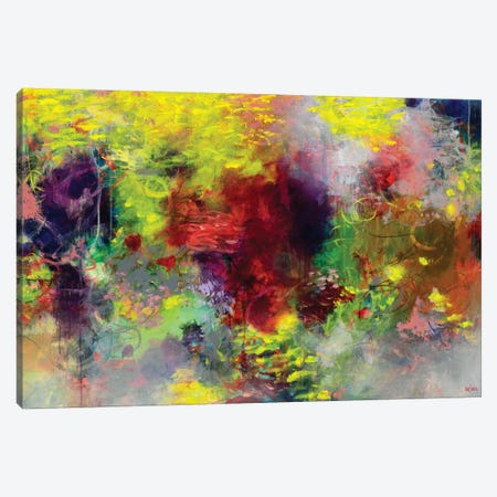 Triune Canvas Print #PIN18} by Paulette Insall Canvas Wall Art
