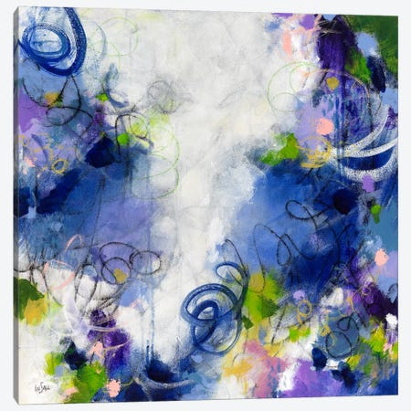 Winds Of The Spirit Canvas Print #PIN19} by Paulette Insall Canvas Wall Art