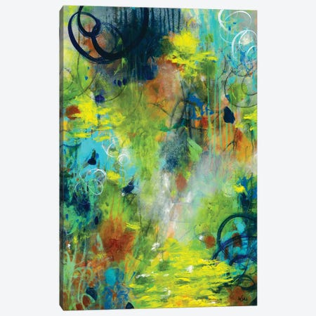 Calling Canvas Print #PIN2} by Paulette Insall Art Print