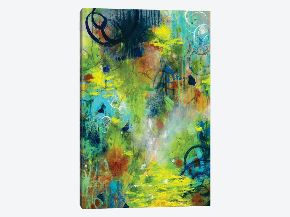 Calling 1-piece Canvas Art Print