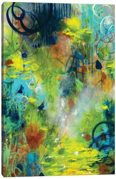 Calling Canvas Art Print