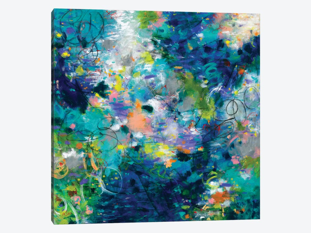 Deeper Than The Ocean by Paulette Insall 1-piece Canvas Wall Art