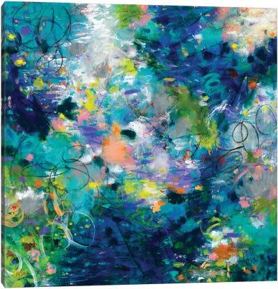 Deeper Than The Ocean Canvas Art Print
