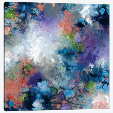Echoes Of Eden Canvas Print #PIN4} by Paulette Insall Canvas Wall Art