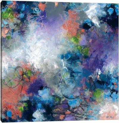 Echoes Of Eden Canvas Art Print