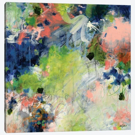 Even When I Can't See Canvas Print #PIN5} by Paulette Insall Canvas Artwork