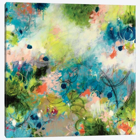 Exalted Presence Canvas Print #PIN6} by Paulette Insall Canvas Artwork