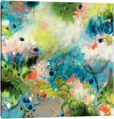 Exalted Presence Canvas Art Print