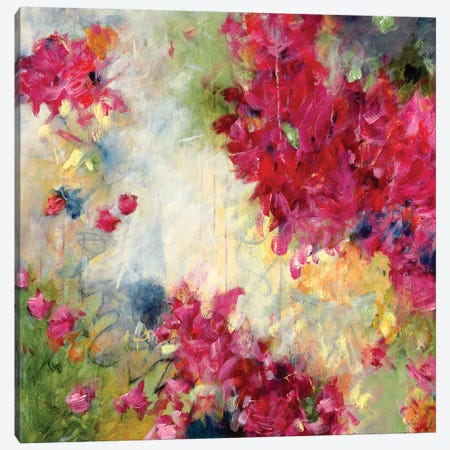 Holding Heaven Canvas Print #PIN8} by Paulette Insall Art Print