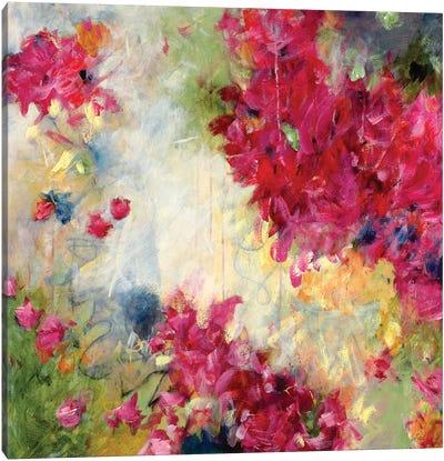 Holding Heaven Canvas Art Print