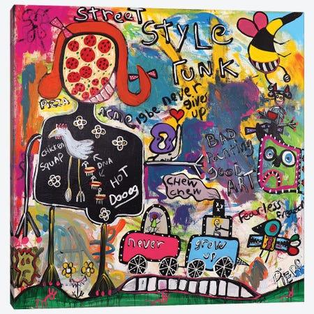 Dna 3-Piece Canvas #PIR39} by Piero Canvas Wall Art