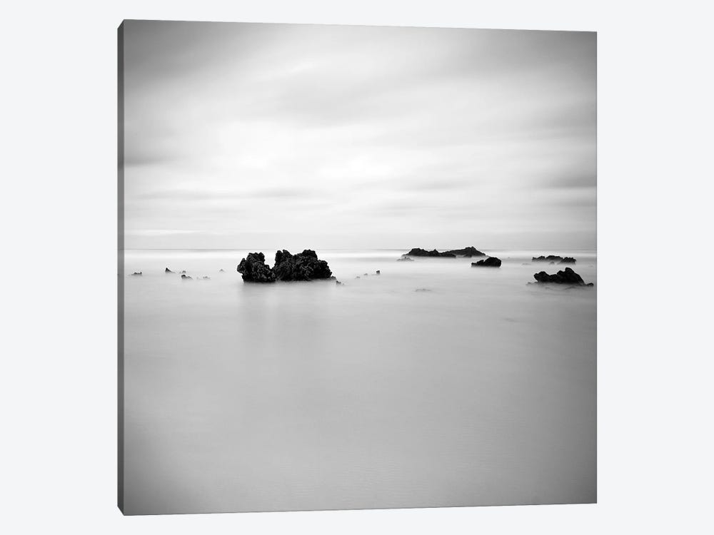 Beach by PhotoINC Studio 1-piece Canvas Print