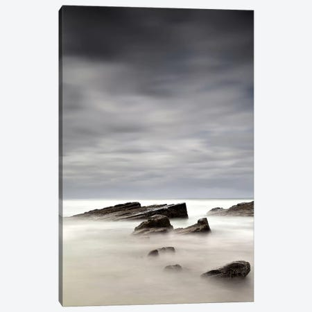 Rocks In Mist I Canvas Print #PIS120} by PhotoINC Studio Canvas Print