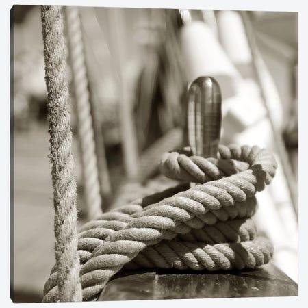 Sail Rope Canvas Print #PIS122} by PhotoINC Studio Canvas Art Print