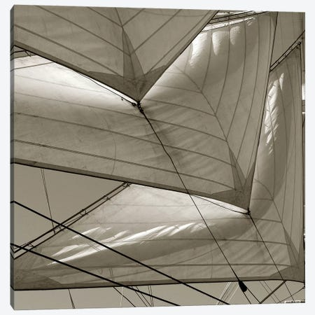 Sails I Canvas Print #PIS125} by PhotoINC Studio Canvas Art