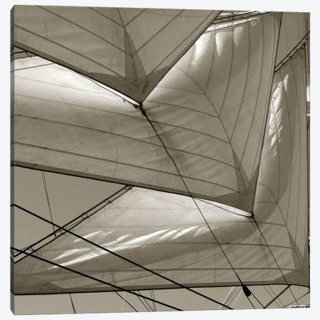 Sails I Canvas Print #PIS125} by PhotoINC Studio Canvas Art