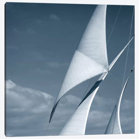Sails II Canvas Print #PIS126} by PhotoINC Studio Canvas Artwork