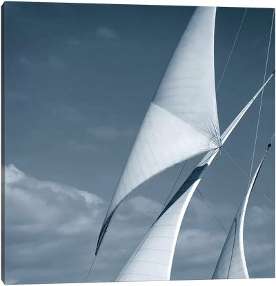 Sails II Canvas Art Print