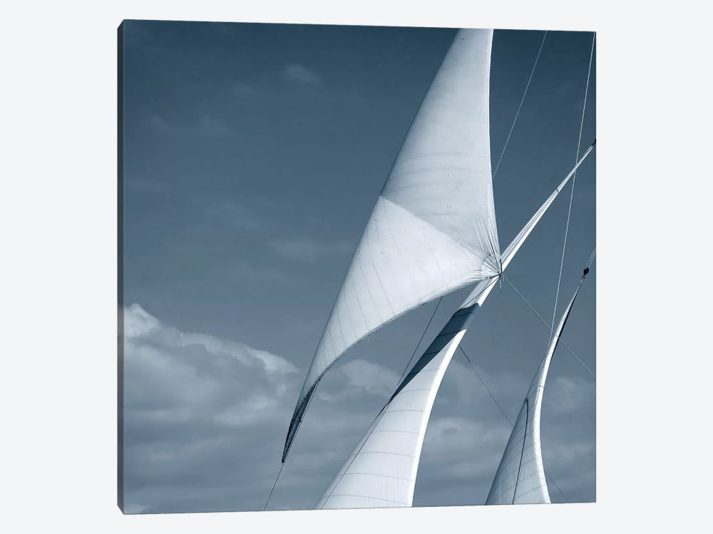Sails II by PhotoINC Studio 1-piece Canvas Artwork