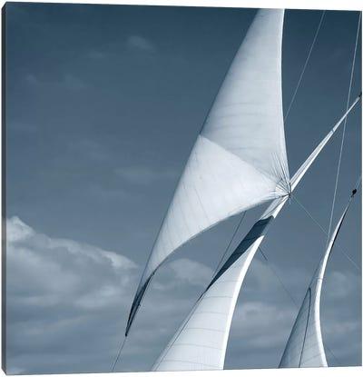 Sails II Canvas Art Print