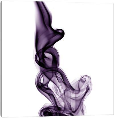 Smoke VII Canvas Art Print