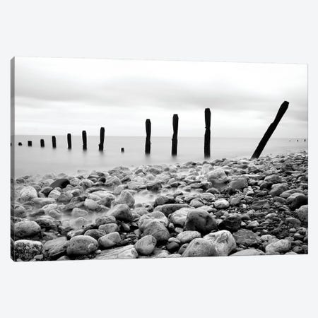 Beach Pebbles Canvas Print #PIS13} by PhotoINC Studio Canvas Print