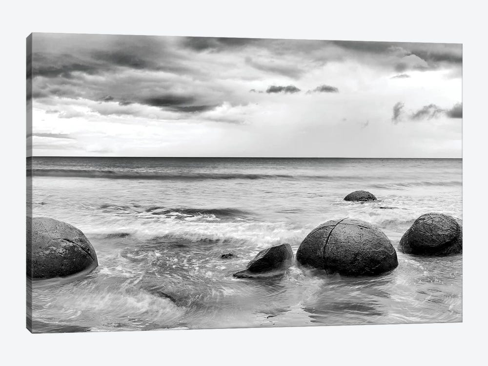 Beach Rocks I by PhotoINC Studio 1-piece Art Print