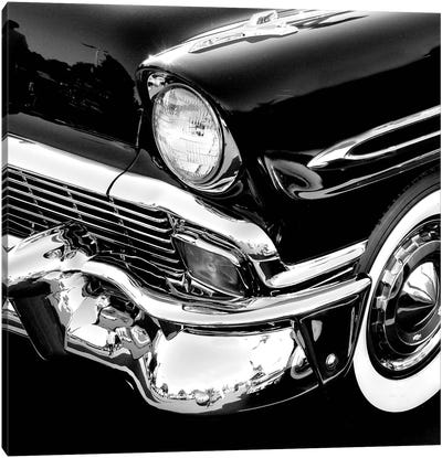 Vintage Car I Canvas Art Print