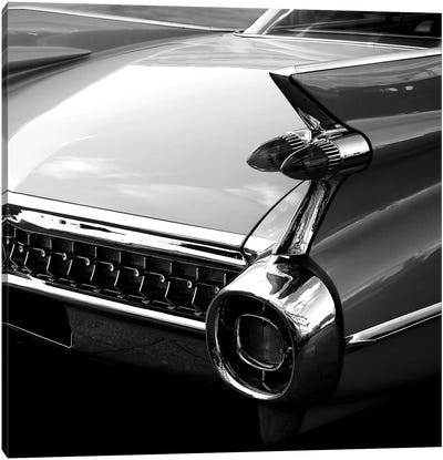 Vintage Car II Canvas Art Print