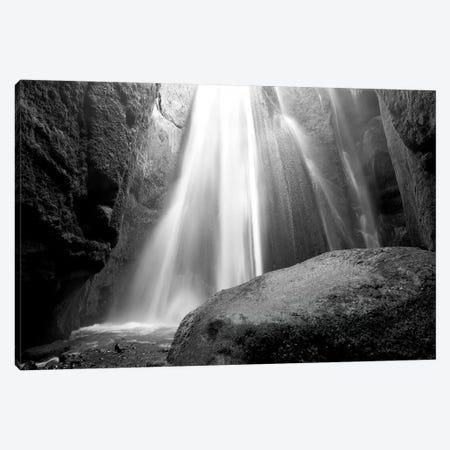 Waterfall Canvas Print #PIS162} by PhotoINC Studio Canvas Art Print