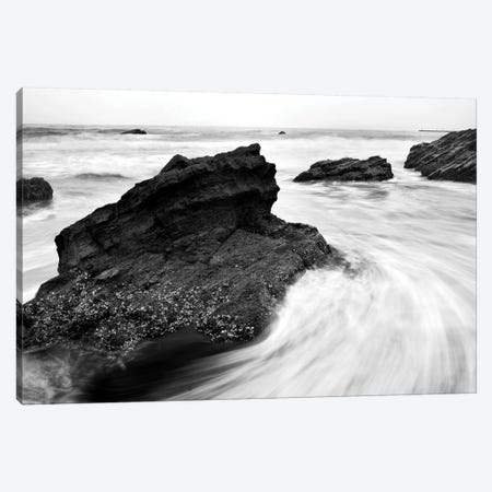 Beach Rocks II Canvas Print #PIS16} by PhotoINC Studio Canvas Art