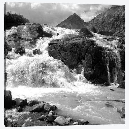 White Water Canvas Print #PIS170} by PhotoINC Studio Canvas Wall Art