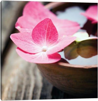 Zen Bowl Canvas Art Print