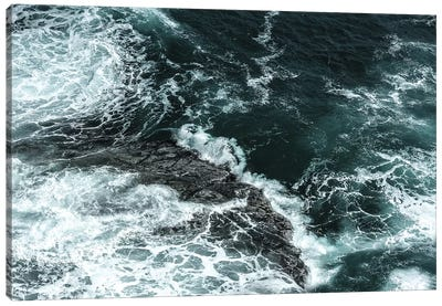 Waves II Canvas Art Print