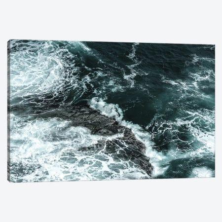 Waves II Canvas Print #PIS189} by PhotoINC Studio Canvas Art Print