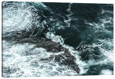 Waves II Canvas Art Print