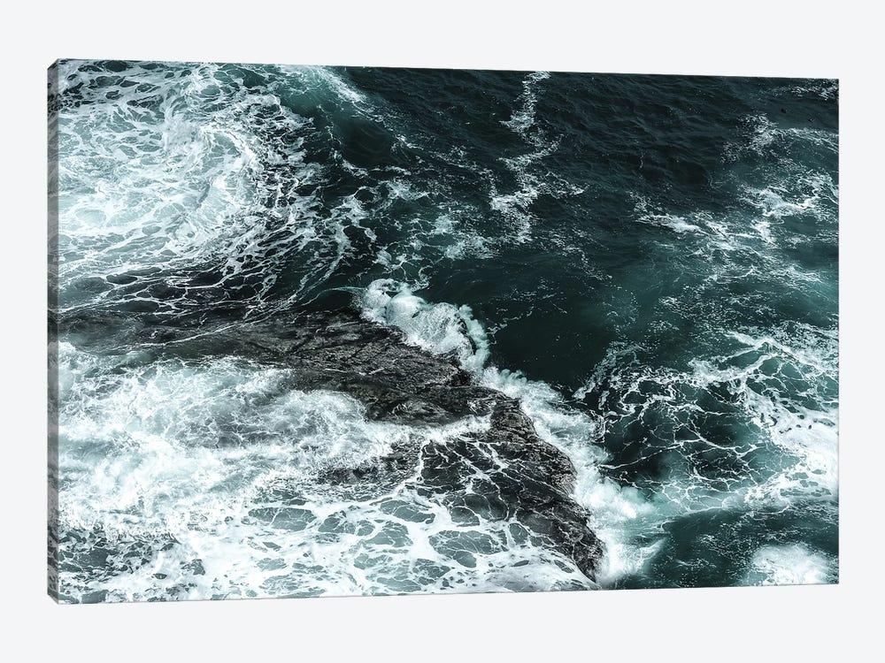 Waves II by PhotoINC Studio 1-piece Canvas Art Print