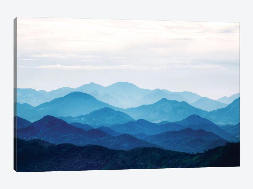 Blue Mountains by PhotoINC Studio 1-piece Art Print