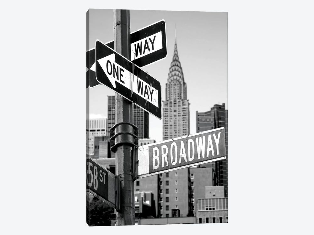 Broadway by PhotoINC Studio 1-piece Canvas Wall Art
