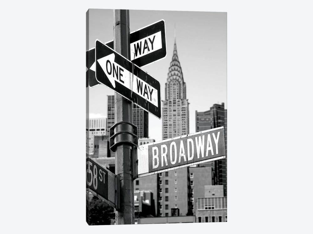 Broadway by PhotoINC Studio 1-piece Canvas Wall Art
