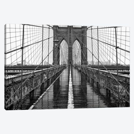 Brooklyn Bridge Canvas Print #PIS29} by PhotoINC Studio Canvas Art
