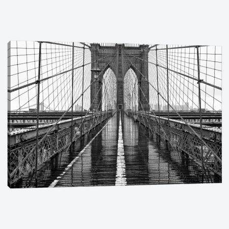Brooklyn Bridge Canvas Print #PIS29} by PhotoINC Studio Canvas Art