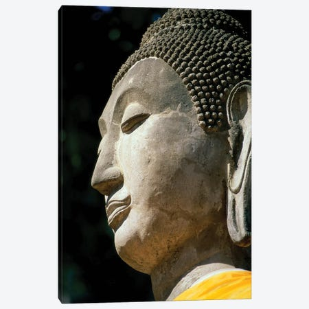 Buddha II Canvas Print #PIS35} by PhotoINC Studio Canvas Artwork