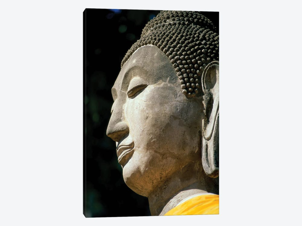 Buddha II by PhotoINC Studio 1-piece Canvas Artwork