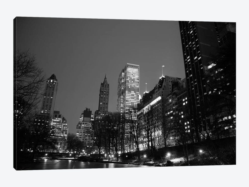 Central Park VIew by PhotoINC Studio 1-piece Canvas Print