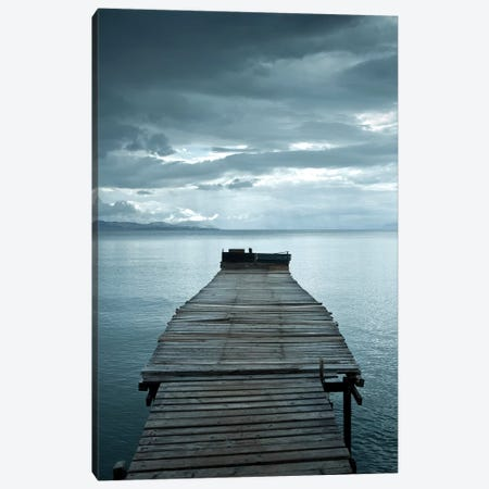 Dock I Canvas Print #PIS52} by PhotoINC Studio Canvas Art Print
