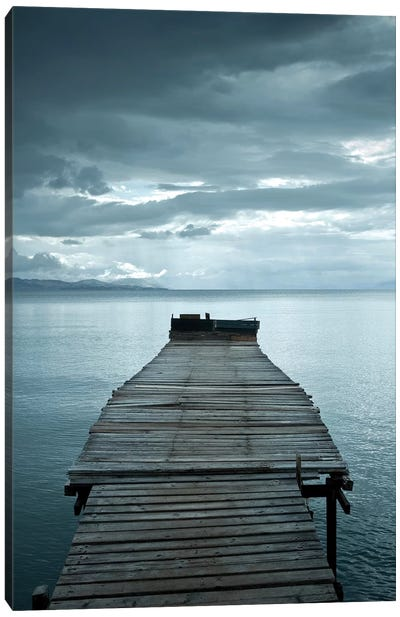 Dock I Canvas Print #PIS52