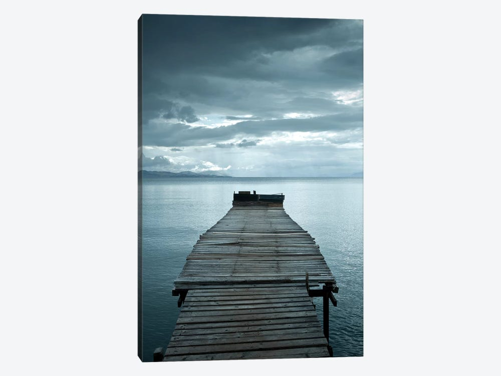 Dock I by PhotoINC Studio 1-piece Art Print