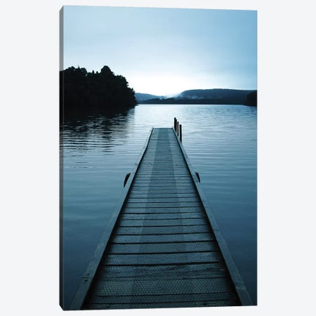 Dock III Canvas Print #PIS54} by PhotoINC Studio Canvas Wall Art