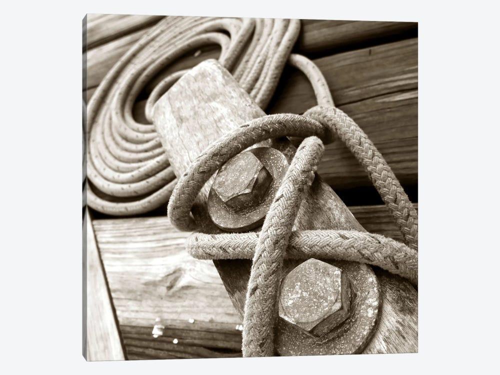 Knots And Bolts by PhotoINC Studio 1-piece Canvas Artwork